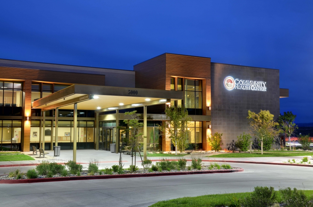 Community Health Center of Central Wyoming - FCI Constructors